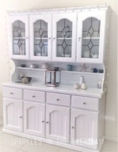 DIY Hutch Re-style