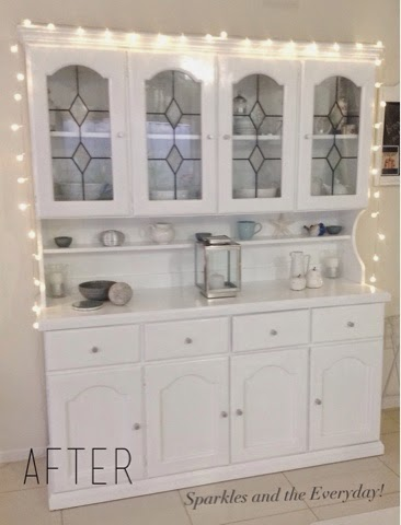 DIY Hutch Restyled