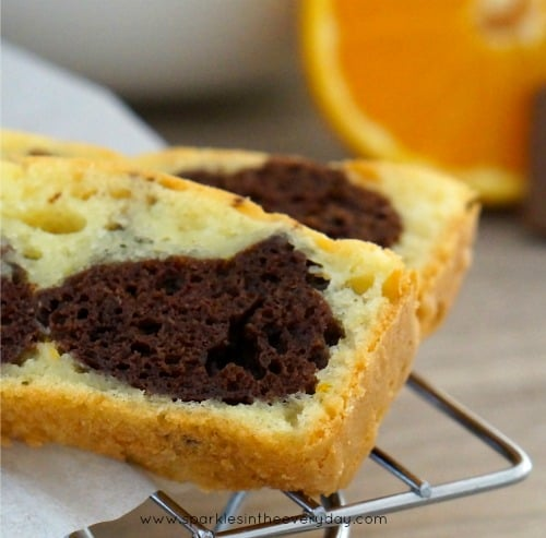 Easy Gluten Free Choc Orange Jaffa Cake Recipe