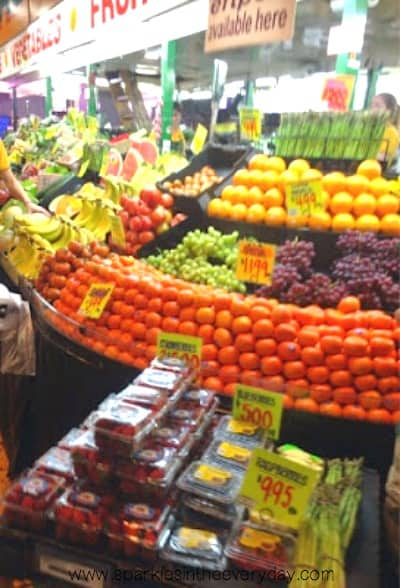 The Fresh Food Markets