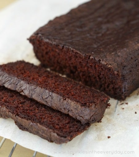 Gluten Free Chocolate Cake - No Eggs