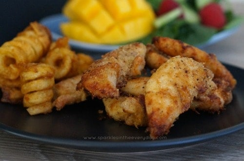 Homemade Gluten Free Baked Chicken Tenders!!