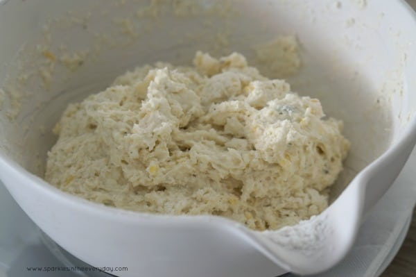 Gluten Free Irish Soda Bread Dough