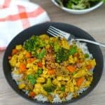 Curried Minced Chicken - GF