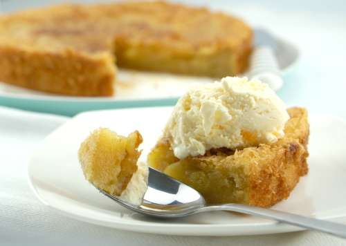 Gluten Free Apple and Ginger Cake 2