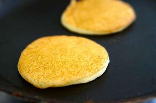 Gluten Free Pancakes plain