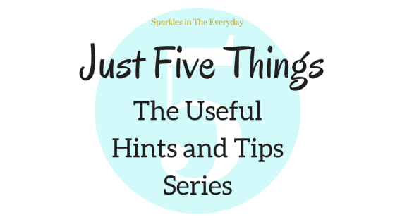 Just Five Things