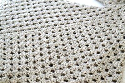 rochet stitches for Easy DIY Crochet Blanket
