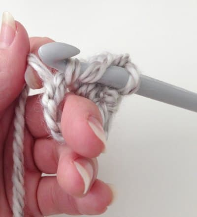 Step 5 Easy DIY Crochet Blanket