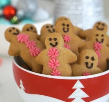 Easy to make Gluten Free Gingerbread men