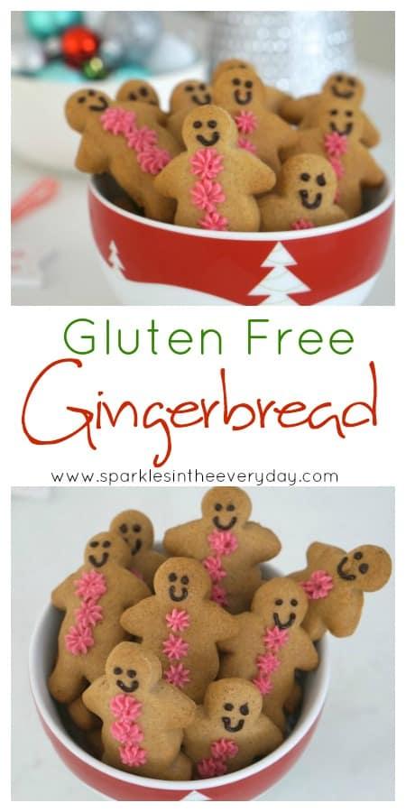 Gluten Free Gingerbread!!
