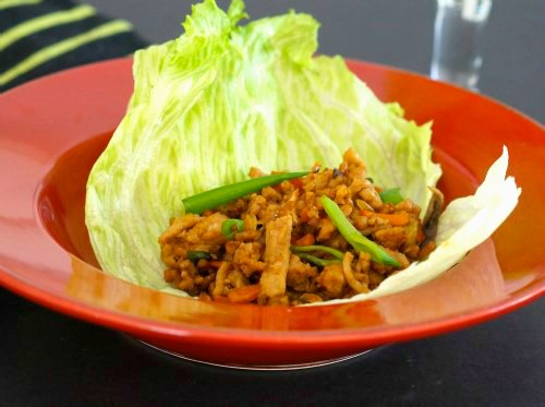 Gluten Free San Choy Bau! easy finger food