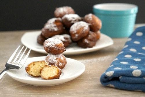 Gluten Free Ricotta Kisses - Baci di Ricotta ..delicious