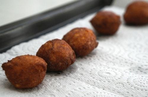 Cooking - Gluten Free Ricotta Kisses - Baci di Ricotta