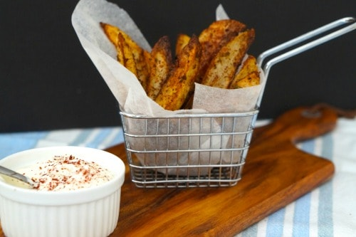 Sumac Spiced Wedges - Gluten Free