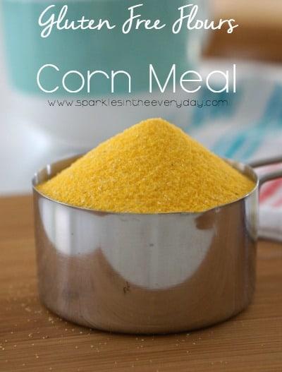 Corn Meal - Gluten Free Flours