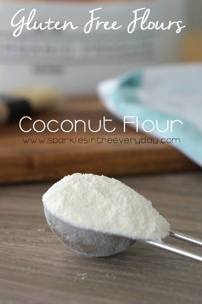 Gluten Free Flours - Coconut Flour