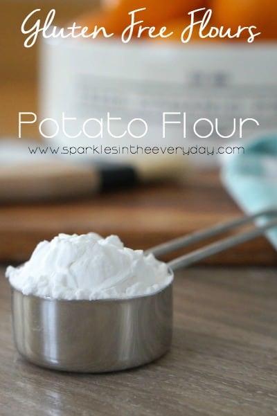 Gluten Free Flours - Potato Flour