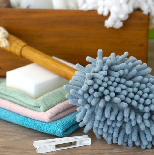 Cleaning Cloths - The tips to simple, fresh and happy cleaning!