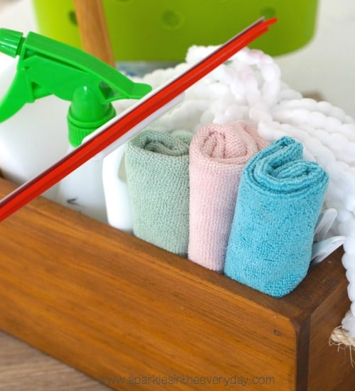 Natural Cleaning Kit - The tips to simple, fresh and happy cleaning!