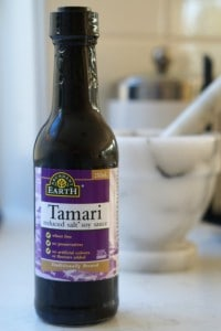 Tamari wheat free! for Slow Cooked Asian Shredded Chicken