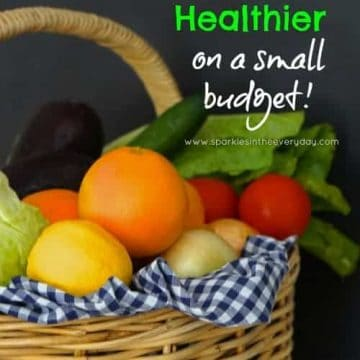 The Ways to Eat Healthier on a small budget