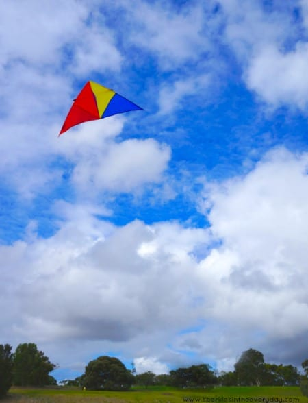Fly a Kite - Ways to make everyday more awesome!