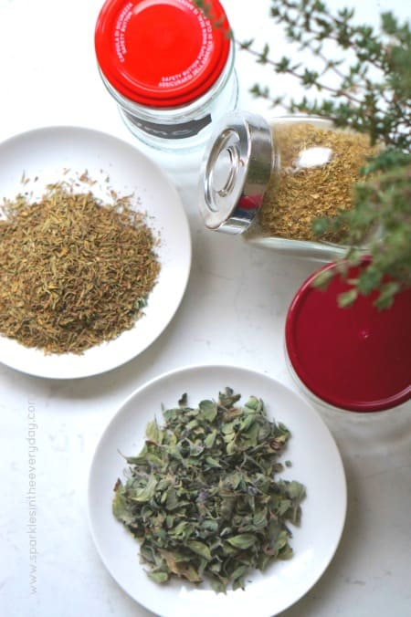 How to dry your own herbs easily!!