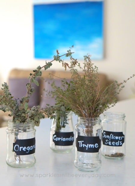 how to dry fresh herbs at home